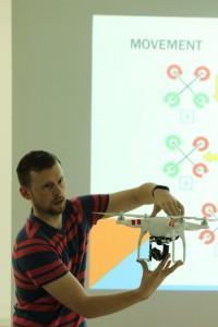 Drone demo workshop