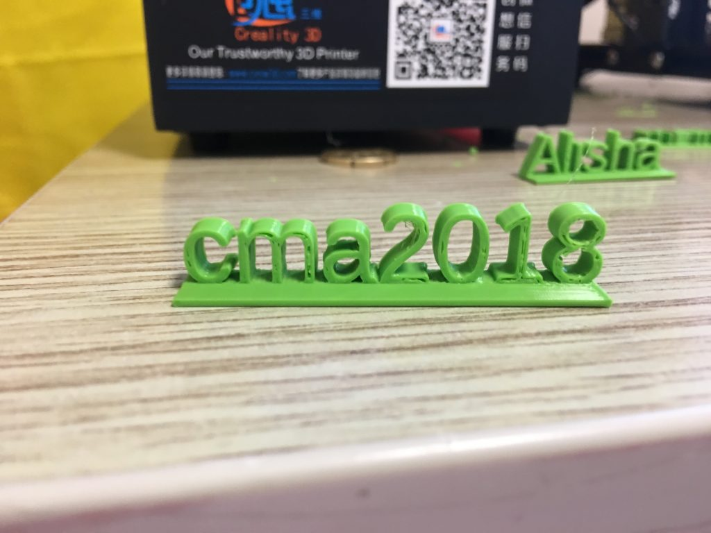 CMA Summer Camps 2018 Week 6 Sun/Mon